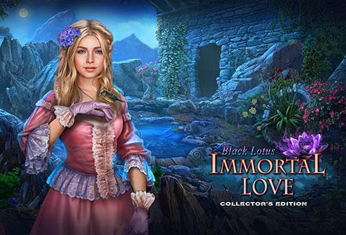 دانلود بازی Immortal Love 4: Black Lotus Collector's Edition