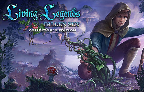 دانلود بازی Living Legends 7: Fallen Sky Collector's Edition