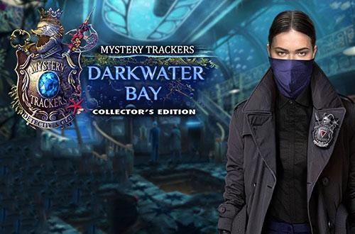 دانلود بازی Mystery Trackers 15: Darkwater Bay Collector's Edition