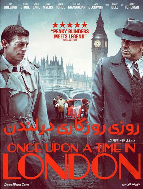 دانلود دوبله فارسی فیلم روزی روزگاری در لندن Once Upon a Time in London 2019
