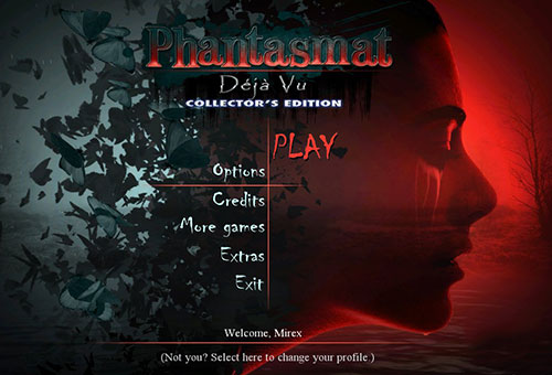 دانلود بازی Phantasmat 11: Deja vu Collector's Edition