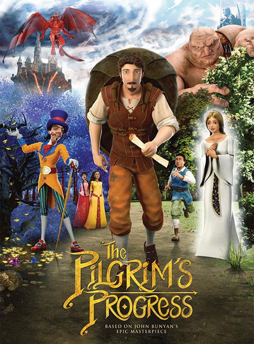 دانلود انیمیشن The Pilgrim's Progress 2019