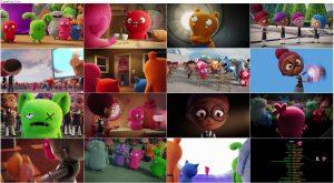 دانلود انیمیشن عروسک های زشت UglyDolls 2019