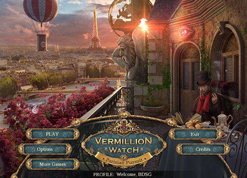 دانلود بازی Vermillion Watch 6: Parisian Pursuit Collector's Edition