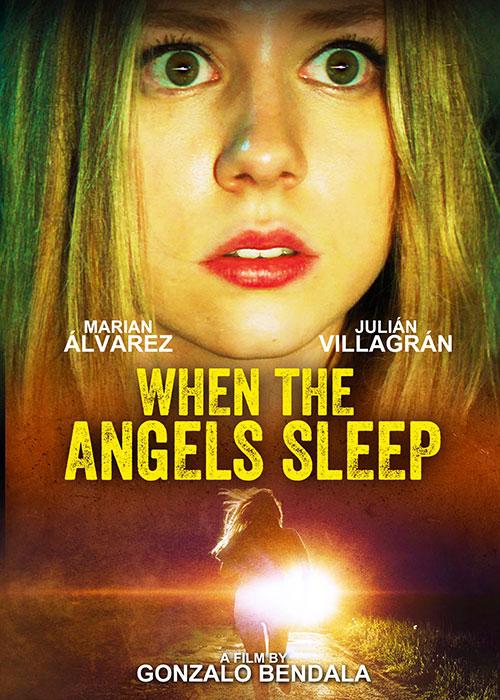 دانلود دوبله فیلم وقتی فرشتگان خوابند When Angels Sleep 2018