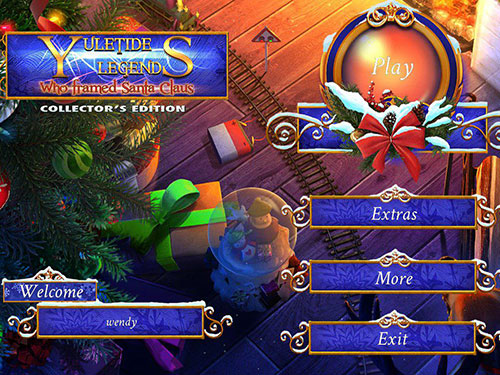دانلود بازی Yuletide Legends 3: Who Framed Santa Claus Collector's Edition