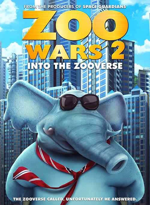 دانلود انیمیشن جنگ های باغ وحش ۲ Zoo Wars 2 2019 WEB-DL