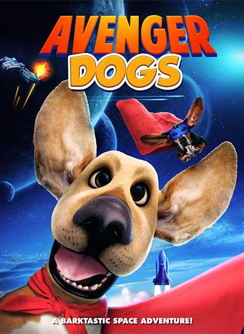 دانلود انیمیشن سگ های انتقام جو Avenger Dogs 2019