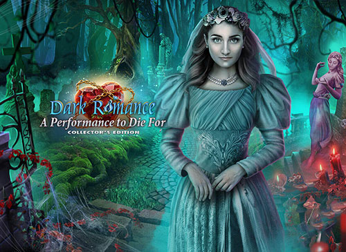 دانلود بازی Dark Romance 9: A Performance To Die For Collector's Edition