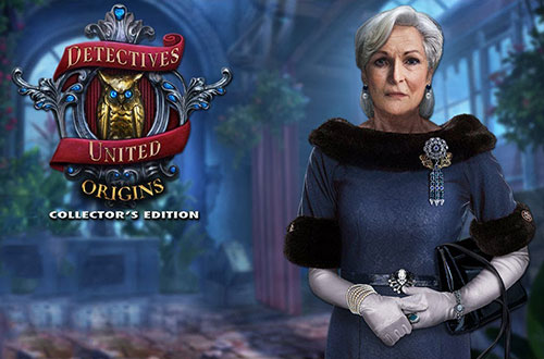دانلود بازی Detectives United: Origins Collector's Edition