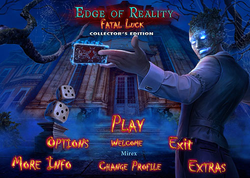دانلود بازی Edge of Reality 3: Fatal Luck Collector's Edition