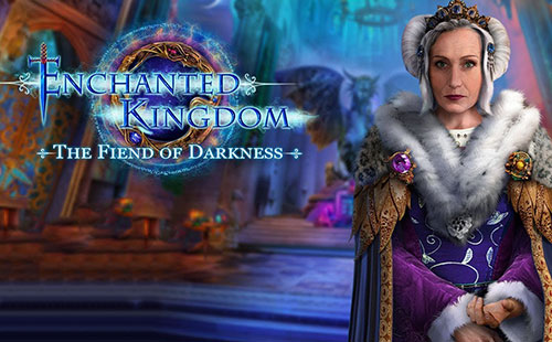 دانلود بازی Enchanted Kingdom 4: Fiend of Darkness Collector's Edition