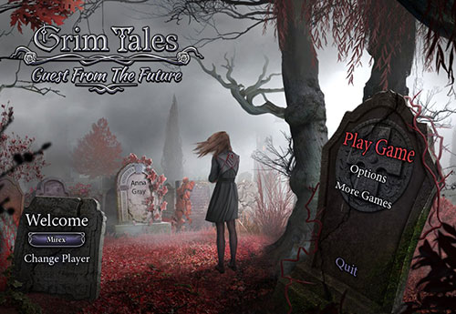 دانلود بازی Grim Tales 17: Guest From The Future Collector's Edition