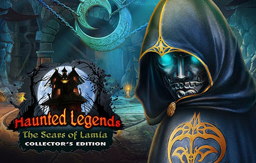 دانلود بازی Haunted Legends 15: The Scars of Lamia