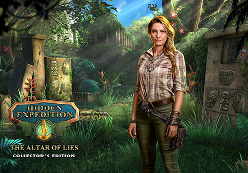 دانلود بازی Hidden Expedition 17: The Altar of Lies Collector's Edition