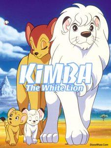 کیمبا شیر سفید