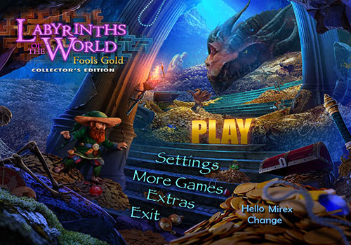 دانلود بازی Labyrinths of the World 10: Fools Gold Collector's Edition