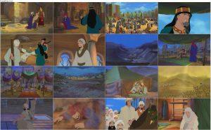 دانلود دوبله فارسی کارتون محمد: آخرین پیامبر Muhammad The Last Prophet 2002