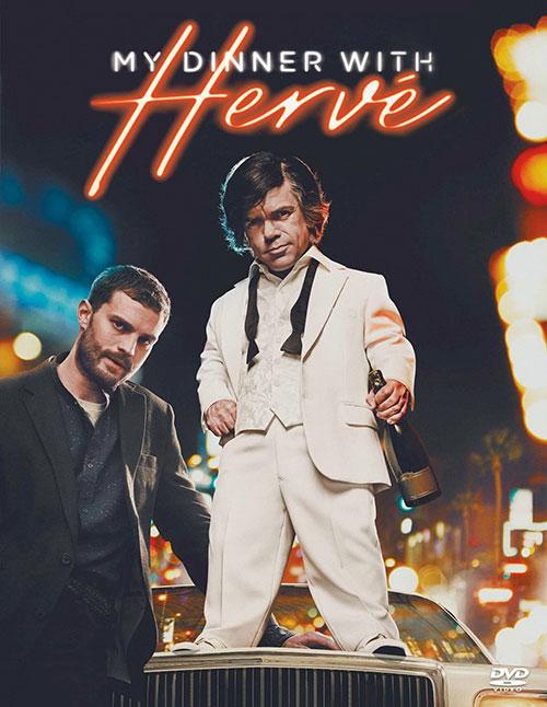 دانلود دوبله فارسی فیلم شام من با هرو My Dinner with Hervé 2018 BluRay