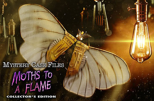 دانلود بازی Mystery Case Files 19: Moths to a Flame