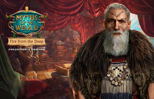 دانلود بازی Myths of the World 15: Fire from the Deep Collector's Edition