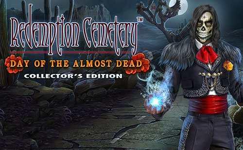 دانلود بازی Redemption Cemetery 12: The Day of the Almost Dead Collector's Edition