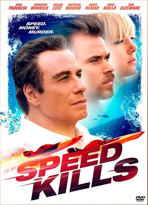 دانلود فیلم کشتار سرعت با دوبله فارسی Speed Kills 2018