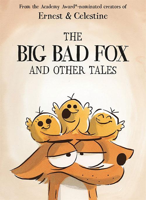 دانلود انیمیشن روباه بزرگ بدجنس و داستان های دیگر The Big Bad Fox and Other Tales 2017