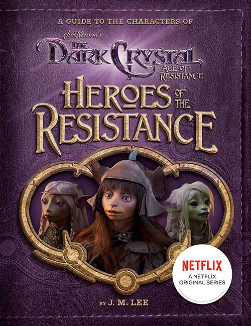 دانلود فصل اول سریال بلور تاریک: عصر مقاومت The Dark Crystal: Age of Resistance 2019