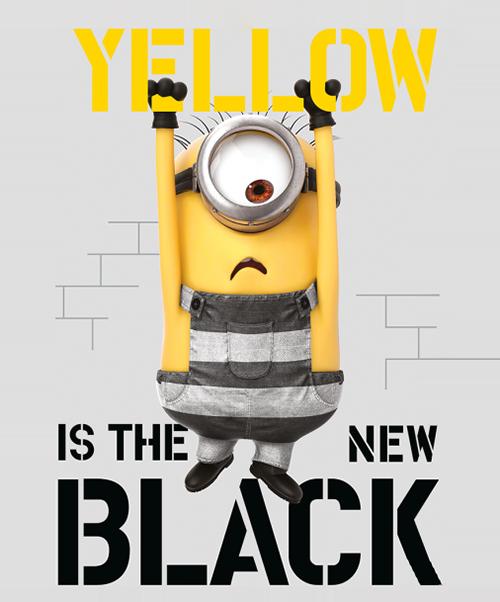 دانلود انیمیشن زرد سیاه جدیده Yellow is the New Black 2018
