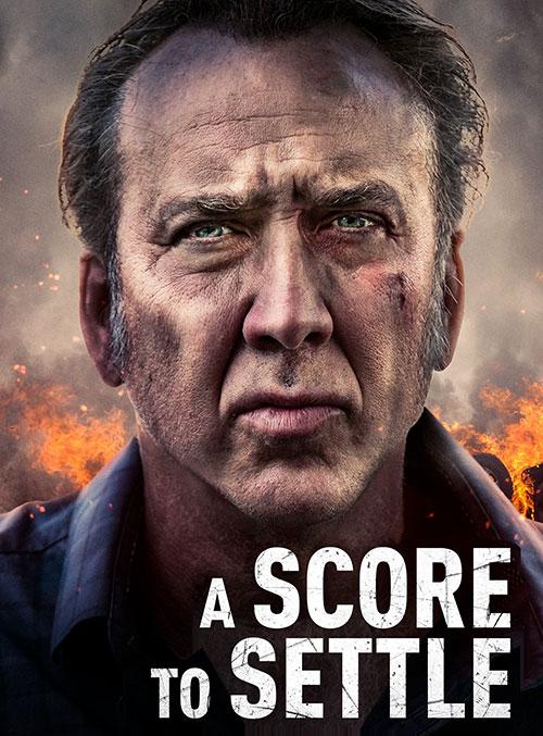 دانلود فیلم یک حساب برای تسویه با دوبله فارسی A Score to Settle 2019