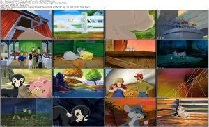 دانلود کارتون کارتون دنیای شارلوت ۲: ماجراجویی بزرگ ویبلر Charlotte's Web 2 2002