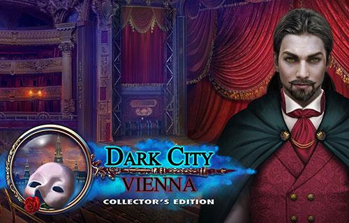 دانلود بازی فکری Dark City 3: Vienna Collector's Edition