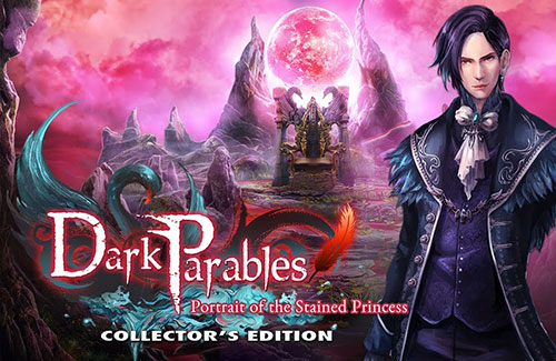 دانلود بازی Dark Parables 16: Portrait of the Stained Princess CE