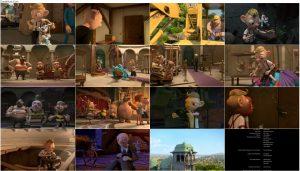 دانلود انیمیشن هاروی و موزه جادویی Harvie and the Magic Museum 2017
