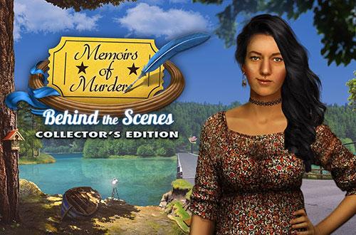 دانلود بازی Memoirs of Murder 3: Behind the Scenes Collector's Edition