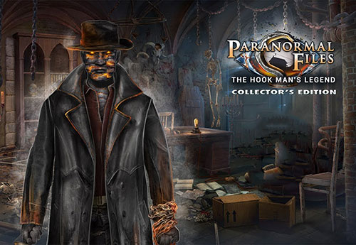 دانلود بازی Paranormal Files 4: Hook Man's Legend Collector's Edition