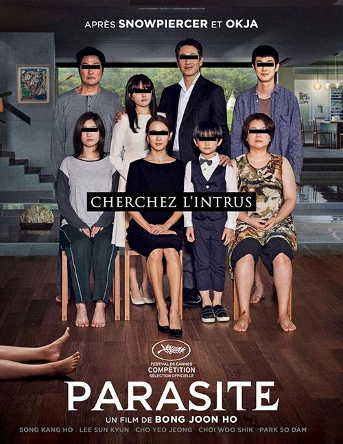 دانلود فیلم انگل با دوبله فارسی Parasite 2019