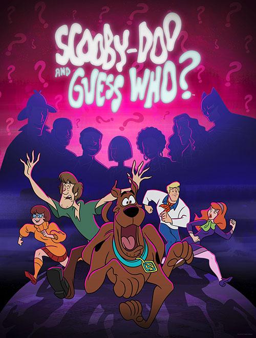دانلود کارتون سریالی اسکوبی دو Scooby-Doo and Guess Who? 2019