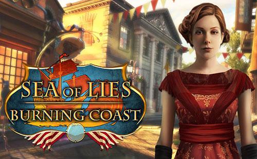 دانلود بازی Sea of Lies 3: Burning Coast Collector's Edition