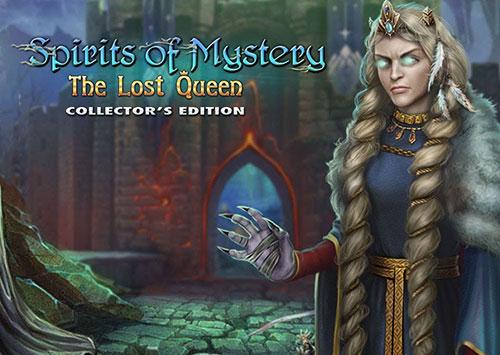 دانلود بازی Spirits of Mystery 11: The Lost Queen Collector's Edition