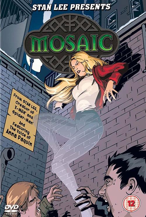 دانلود انیمیشن موزاییک Stan Lee Presents: Mosaic 2007