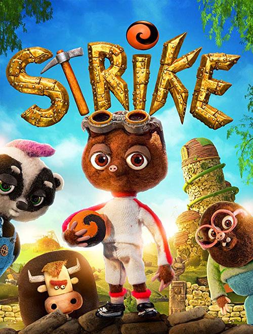 دانلود دوبله فارسی انیمیشن استرایک Strike 2018