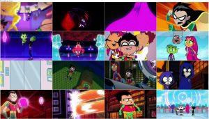 دانلود انیمیشن تایتان های نوجوان Teen Titans Go! Vs. Teen Titans 2019