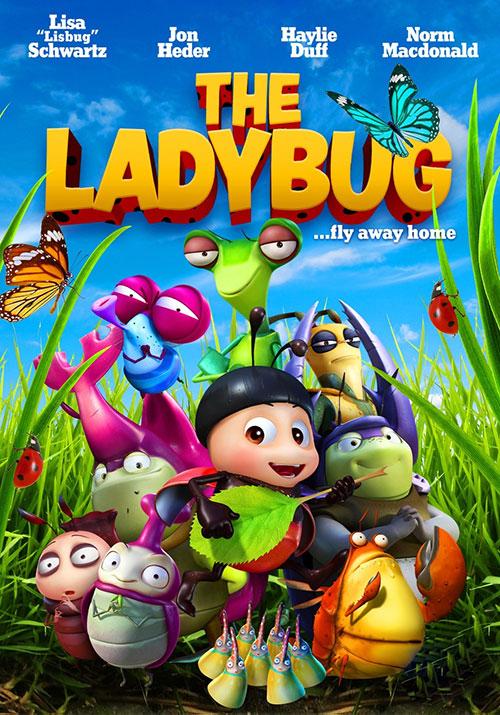 دانلود کارتون کفشدوزک با دوبله فارسی The Ladybug 2018