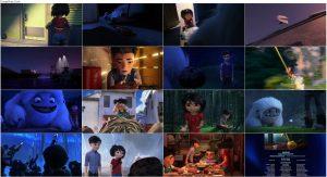 دانلود انیمیشن نفرت انگیز با دوبله فارسی Abominable 2019