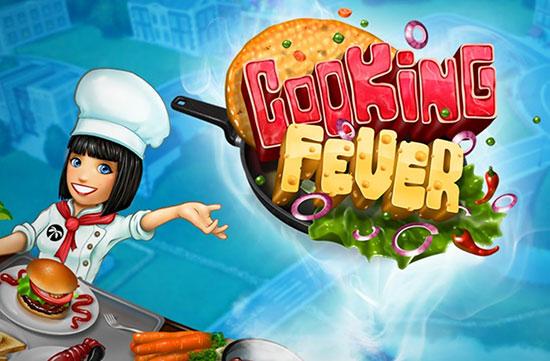 دانلود بازی تب آشپزی برای اندروید Cooking Fever 6.0.2