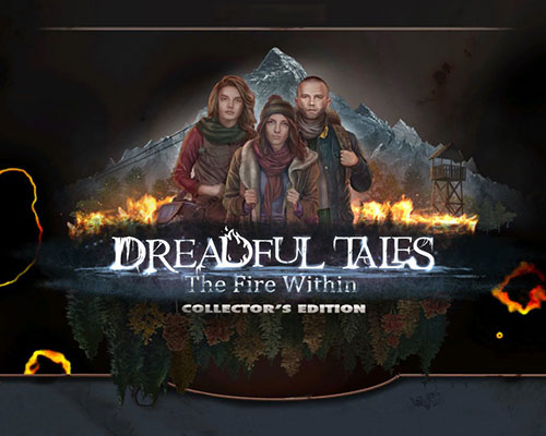 دانلود بازی Dreadful Tales 2: The Fire Within Collector's Edition
