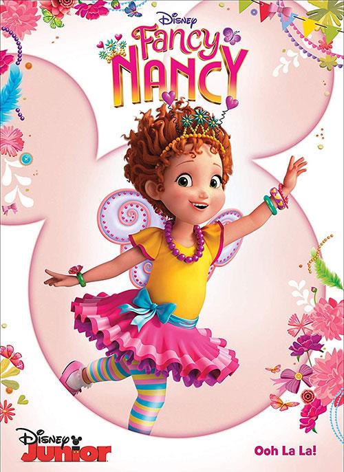 دانلود فصل اول انیمیشن فنسی نانسی Fancy Nancy 2018