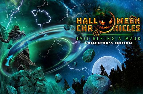 دانلود بازی Halloween Chronicles 2: Evil Behind a Mask Collector's Edition